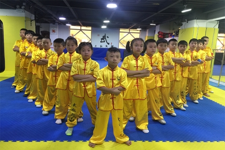 上海少儿武术