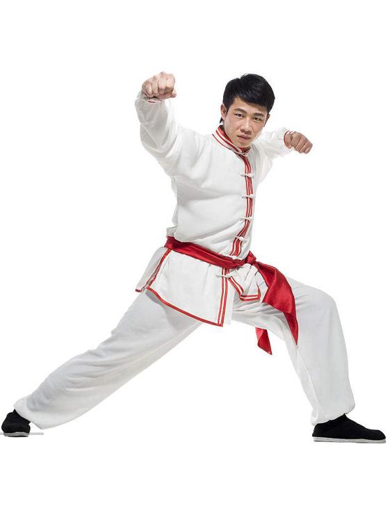 武术教练——李全福